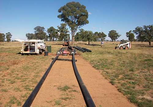 Pipeline Fittings at AquaWest